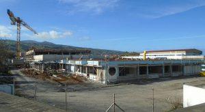 Image of Empreitada de requalificação das instalações da Escola Básica Integrada de Capelas